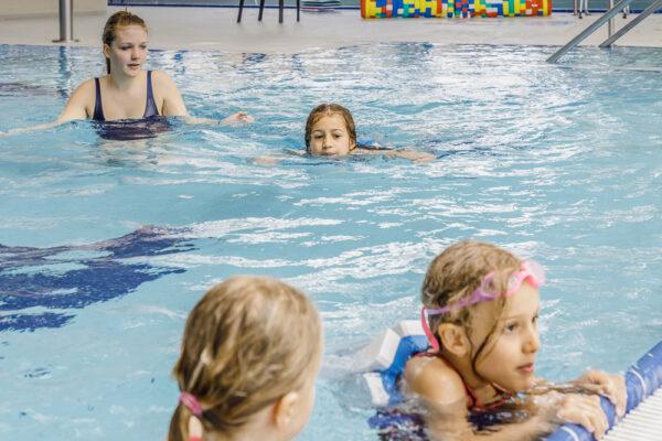 Seepferdchen-Kurs --Für Kinder von 7 Jahren und älter